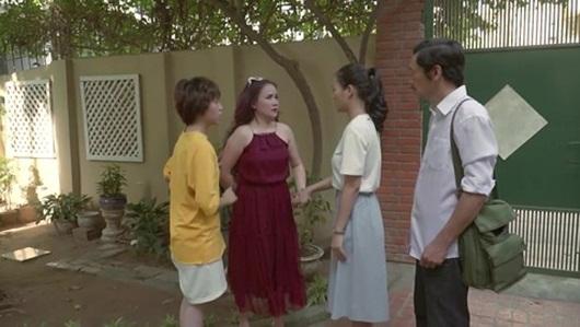 """""""Cô Xuyến"""" nói gì sau màn khóc lóc """"sáng"""" nhất tập 73 phim Về nhà đi con? - Ảnh 1"""