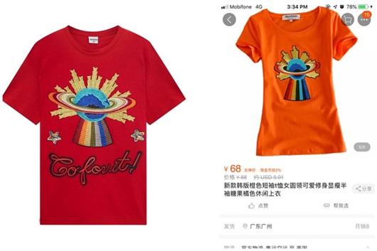 """Nhãn hàng lùm xùm với Trương Thế Vinh bị tố """"đạo nhái"""" nhiều thiết kế nổi tiếng - Ảnh 6"""