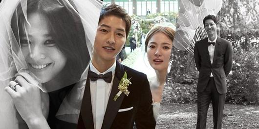 Song Joong Ki khó chịu khi bị hỏi về ly hôn, Song Hye Kyo lặng lẽ xem ảnh chồng cũ - Ảnh 1