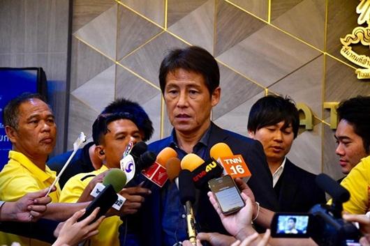 Tin tức thể thao mới nóng nhất hôm nay 3/7/2019: Tân HLV quyết đưa tuyển Thái Lan vào top đầu châu Á - Ảnh 1