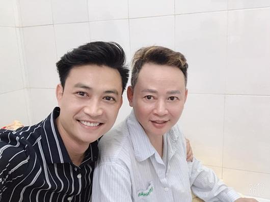 Diễn viên Tùng Dương nhập viện trong đêm vì nhiễm độc thần kinh - Ảnh 2