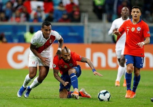 Tin tức thể thao mới - nóng nhất hôm nay 4/7/2019: Peru loại đương kim vô địch Chile, vào chung kết Copa America - Ảnh 1