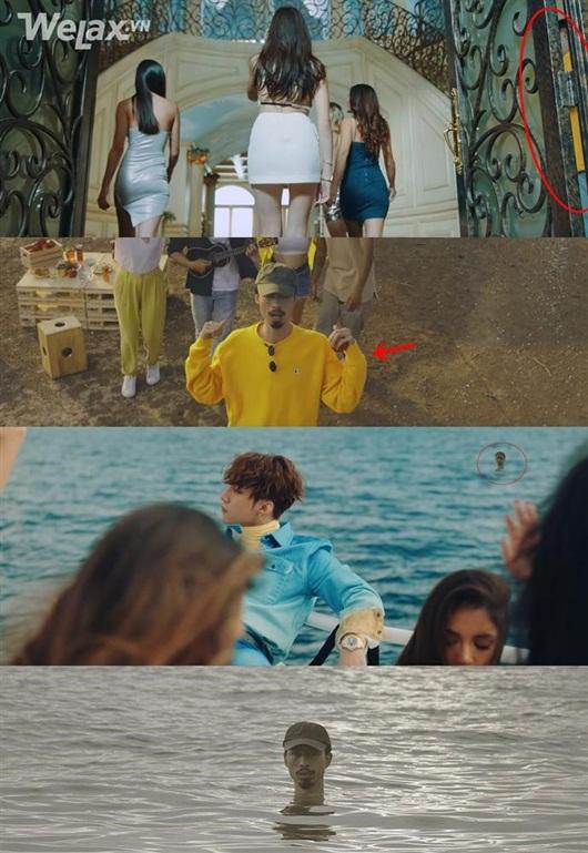 Sau BB Trần, Hải Triều duyên dáng với áo bà ba xuất hiện trong MV của Sơn Tùng M-TP - Ảnh 6