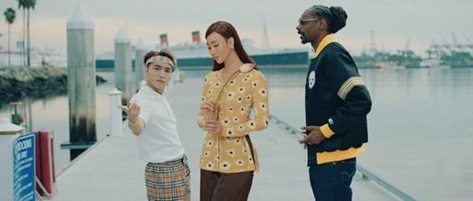 Sau BB Trần, Hải Triều duyên dáng với áo bà ba xuất hiện trong MV của Sơn Tùng M-TP - Ảnh 1