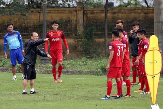 """Tin tức thể thao mới nóng nhất hôm nay 6/7/2019: Điều """"lạ"""" trong đợt tập trung ngắn hạn của U23 Việt Nam - Ảnh 1"""