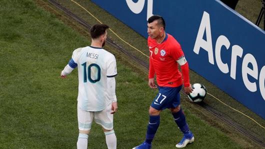 Copa America 2019: Messi nhận thẻ đỏ, từ chối nhận giải 3 cùng Argentina - Ảnh 2