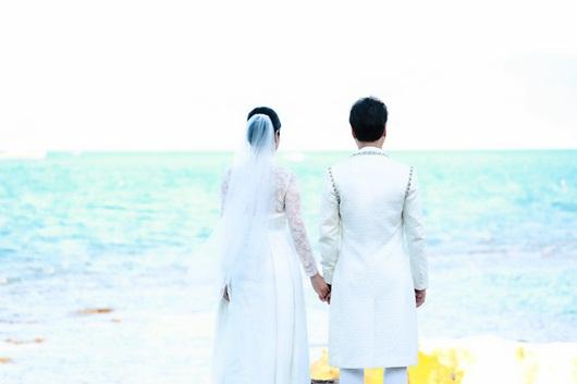 Ngọc Sơn bất ngờ tung ảnh cưới, úp mở chuyện lấy vợ ở tuổi 49 - Ảnh 3