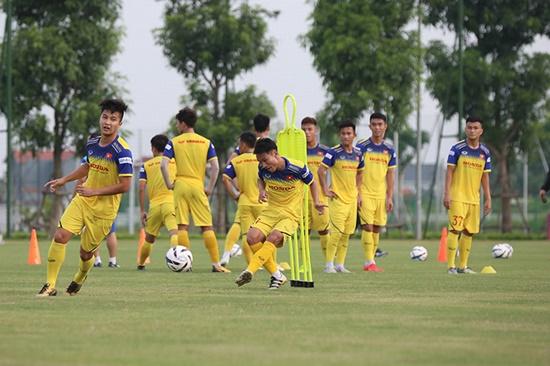 Danh sách cầu thủ U22 Việt Nam tham dự trận giao hữu quan trọng trong tháng 8 - Ảnh 1