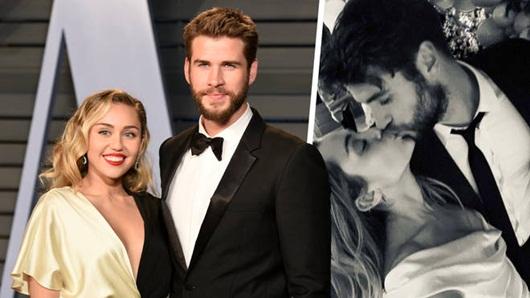 Hậu chia tay Miley Cyrus, Liam Hemsworth lần đầu lên tiếng - Ảnh 1