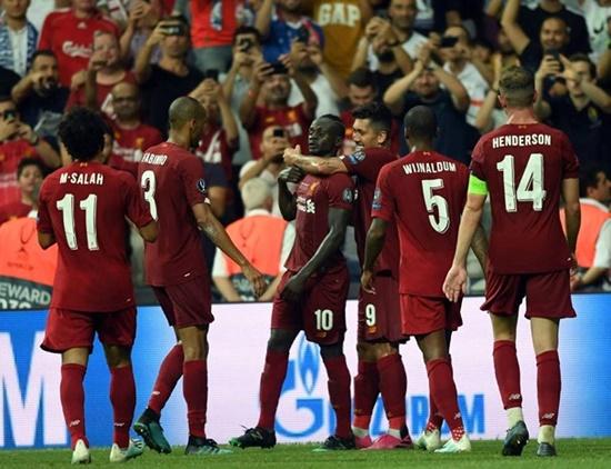Liverpool giành Siêu cúp châu Âu sau màn rượt đuổi tỷ số và loạt sút luân lưu nghẹt thở - Ảnh 3