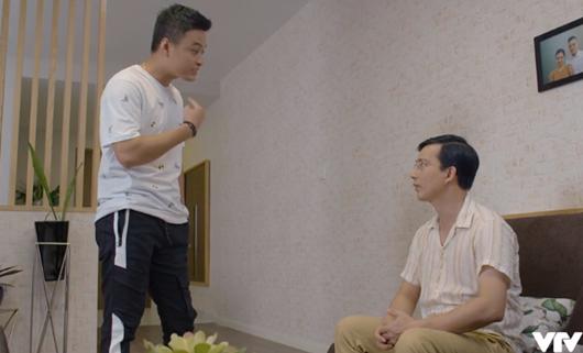 """Hoa hồng trên ngực trái tập 4: Khuê bị chồng """"dằn mặt"""" vì tiểu tam, anh trai San xuất hiện - Ảnh 8"""