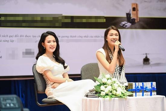 """Hai người đẹp Lệ Hằng, Minh Trang đọ sắc, kể về """"sóng gió"""" nghề nghiệp - Ảnh 1"""