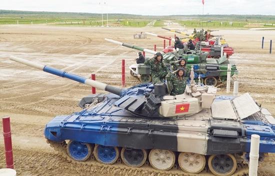 Việt Nam gặt hái thành công ngoài mong đợi tại Army Games 2019 - Ảnh 1