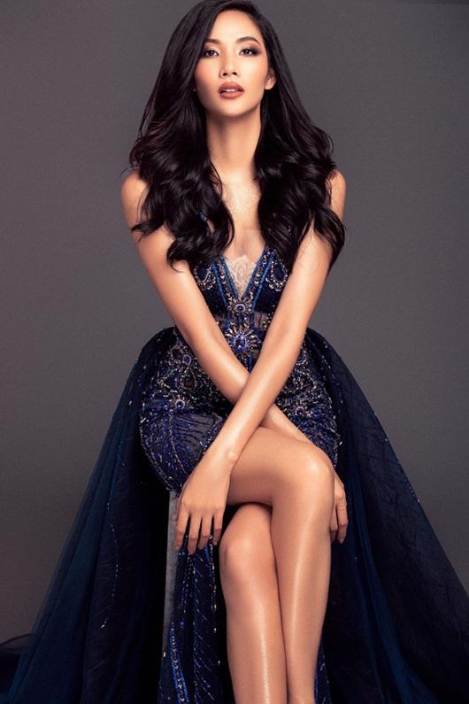 Còn chưa đi thi, Hoàng Thùy đã lọt top 5 thí sinh Miss Universe được yêu thích - Ảnh 1