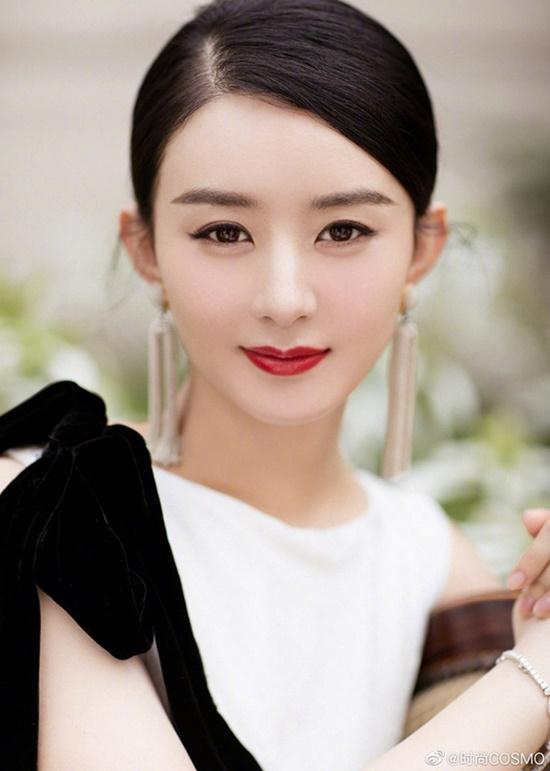 Triệu Lệ Dĩnh tái xuất xinh đẹp như nữ thần khiến fan đồng loạt nói lời yêu - Ảnh 3