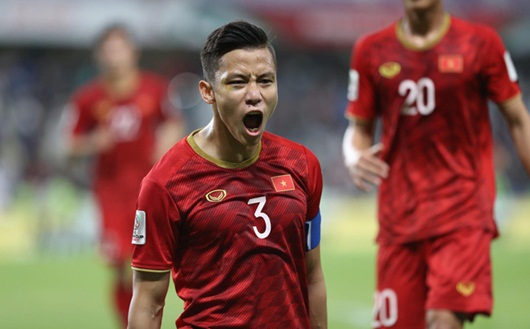"""Vòng loại World Cup 2022: Quế Ngọc Hải, Văn Toàn """"lên dây cót"""" trước khi đối đầu Thái Lan - Ảnh 1"""
