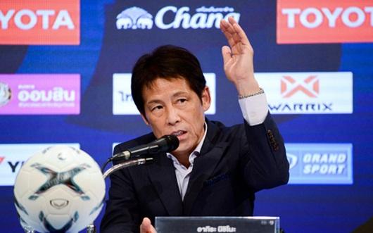 HLV Nishino sẽ sử dụng đội hình nào của Thái Lan để đấu Việt Nam? - Ảnh 1