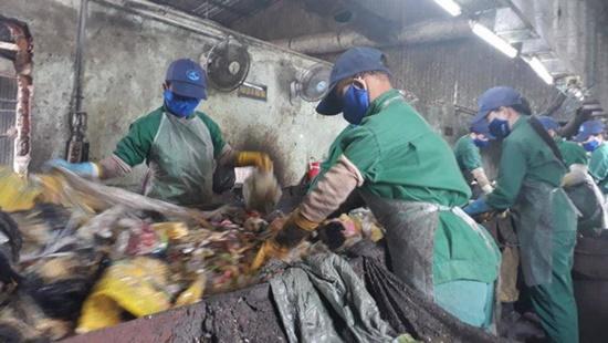 """Cận cảnh nhà máy xử lý rác thải khiến """"thiếu gia"""" Tô Công Lý bị bắt - Ảnh 2"""