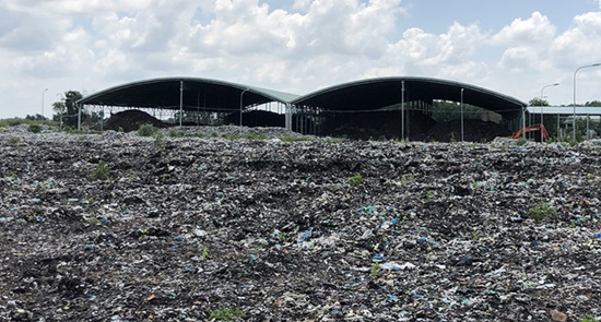 """Cận cảnh nhà máy xử lý rác thải khiến """"thiếu gia"""" Tô Công Lý bị bắt - Ảnh 7"""