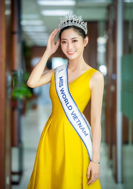 Miss World Viet Nam 2019 Lương Thùy Linh: Hào quang lấp lánh đến từ những điều giản dị, thân thiện và sự bản lĩnh - Ảnh 2