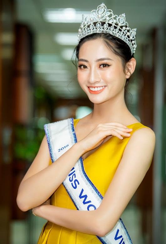 Miss World Viet Nam 2019 Lương Thùy Linh: Hào quang lấp lánh đến từ những điều giản dị, thân thiện và sự bản lĩnh - Ảnh 3