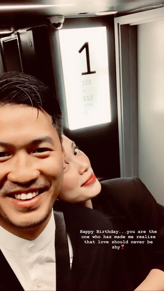 Phillip Nguyễn đăng ảnh ngọt ngào, nói lời ngôn tình với Linh Rin vào ngày sinh nhật - Ảnh 1