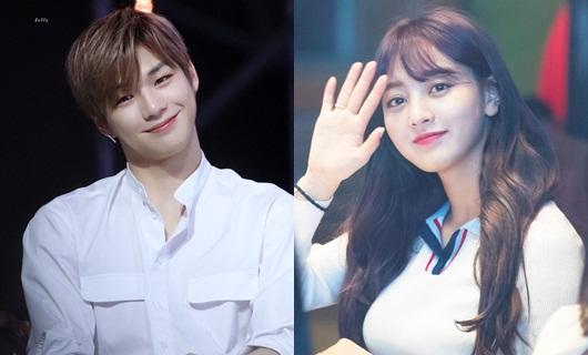 Cựu thành viên Wanna One Kang Daniel  và Jihyo (TWICE) hẹn hò, dân mạng bất ngờ gọi tên Baekhyun - Ảnh 1