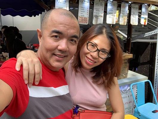"""Người đàn ông giả danh """"cháu Phương Thanh"""" dọa đánh vợ diễn viên Quốc Thuận - Ảnh 1"""