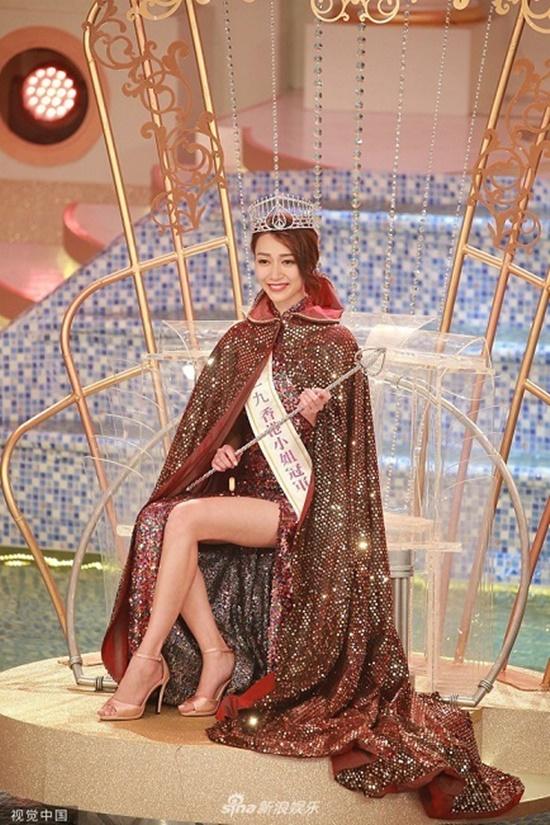 Tân Hoa hậu Hong Kong vướng tin đồn ngoại tình, làm tiểu tam giật bạn trai người khác - Ảnh 1