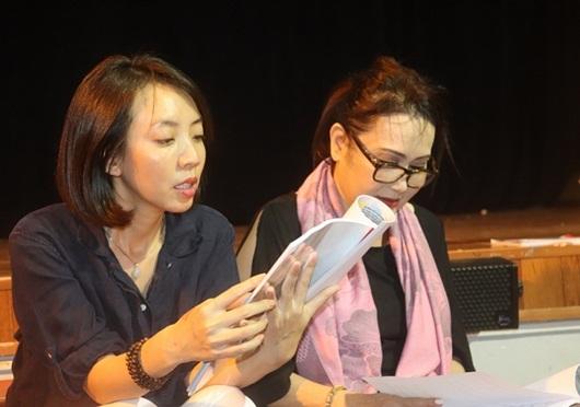 """Thu Trang phản hồi khi gây tranh cãi vì tham gia vở cải lương """"Dương Quý Phi"""" - Ảnh 1"""
