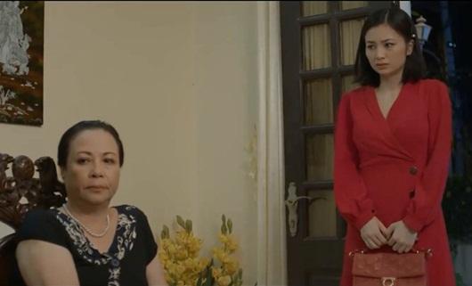 """Loạt """"thuyết âm mưu"""" về mối hận của mẹ chồng với San trong Hoa hồng trên ngực trái - Ảnh 2"""