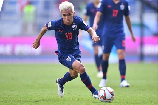 """""""Messi Thái Lan"""": Chúng tôi không muốn thua Việt Nam 2 trận liên tiếp - Ảnh 1"""