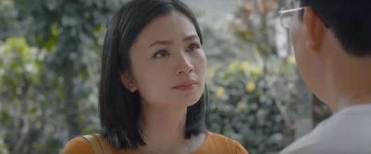 """Hoa hồng trên ngực trái tập 9: Thái hỏi ý kiến thầy Thông để bỏ vợ, San gặp """"phi công trẻ"""" - Ảnh 3"""