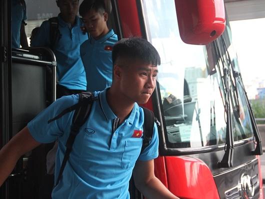 U23 Việt Nam lên đường sang Thái Lan dự VCK U23 châu Á - Ảnh 2