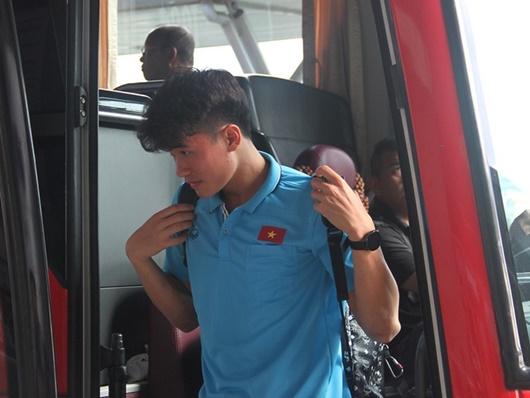 U23 Việt Nam lên đường sang Thái Lan dự VCK U23 châu Á - Ảnh 3