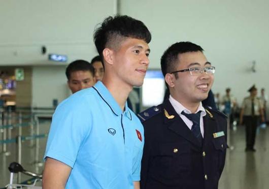U23 Việt Nam lên đường sang Thái Lan dự VCK U23 châu Á - Ảnh 5