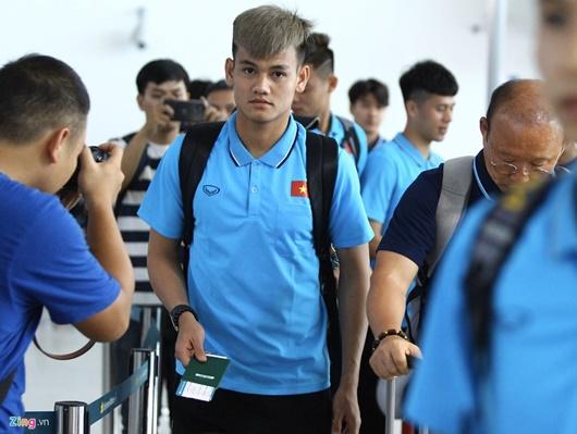 U23 Việt Nam lên đường sang Thái Lan dự VCK U23 châu Á - Ảnh 6