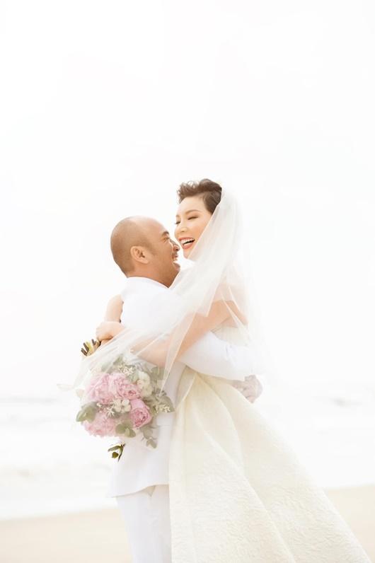 Xuân Lan bất ngờ làm đám cưới ở Đà Nẵng trong ngày đầu năm mới - Ảnh 1