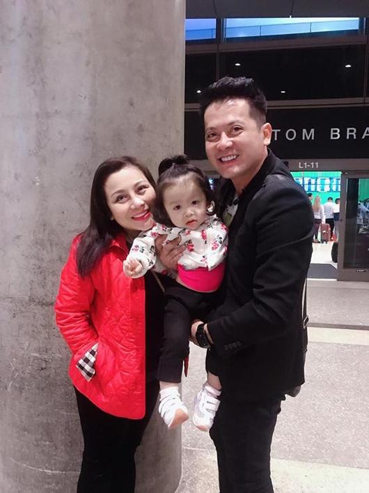 Những sao Việt tạm gác nghiệp diễn, sang nước ngoài sống cùng gia đình trong năm 2019 - Ảnh 2