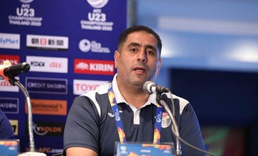 HLV U23 Jordan khiến CĐV Việt lo sợ với phát ngôn mới nhất - Ảnh 1