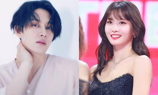 """Heechul và Momo trở thành """"cặp đôi ngày mùng 1"""" của showbiz Hàn - Ảnh 1"""