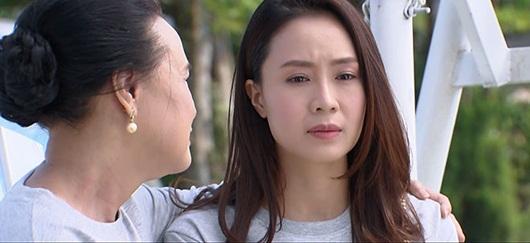Hoa hồng trên ngực trái tập 43: Khuê khóc nức nở vì phải chọn giữa Bảo và chồng cũ - Ảnh 3