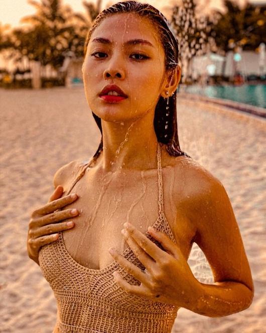 """Dàn người đẹp Việt khoe ảnh bikini, lộ body """"vạn người mê"""" sau Tết - Ảnh 7"""