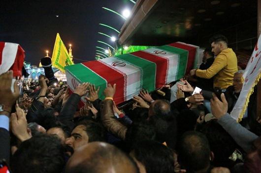 Iran đưa thi thể Tướng Qassem Soleimani về nước - Ảnh 1