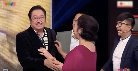 NSND Hồng Vân: Lần đầu diễn với anh Chánh Tín, tôi bị bất ngờ - Ảnh 2