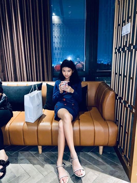 """Con gái Trương Ngọc Ánh - Trần Bảo Sơn: Lại một """"tiểu mỹ nhân"""" nữa của showbiz Việt - Ảnh 2"""