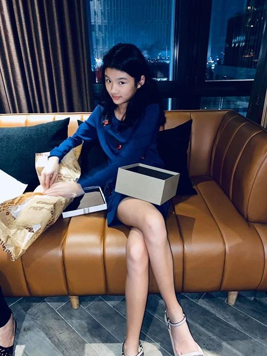 """Con gái Trương Ngọc Ánh - Trần Bảo Sơn: Lại một """"tiểu mỹ nhân"""" nữa của showbiz Việt - Ảnh 3"""