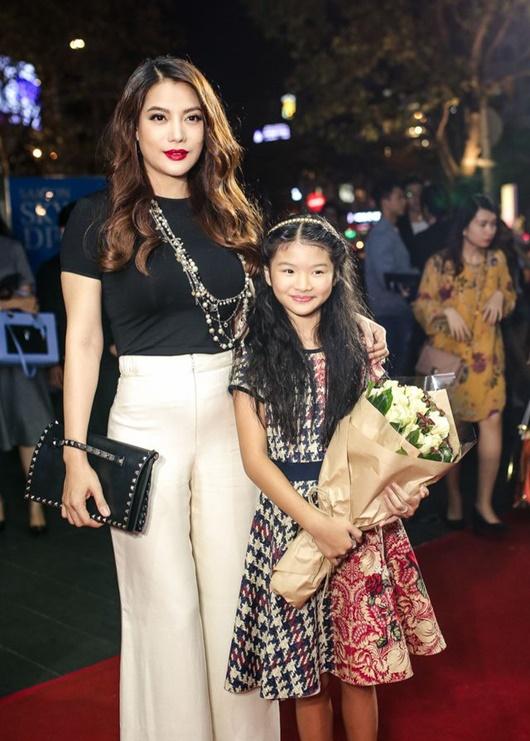 """Con gái Trương Ngọc Ánh - Trần Bảo Sơn: Lại một """"tiểu mỹ nhân"""" nữa của showbiz Việt - Ảnh 5"""