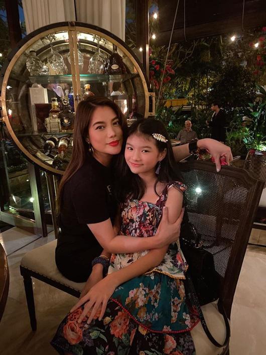 """Con gái Trương Ngọc Ánh - Trần Bảo Sơn: Lại một """"tiểu mỹ nhân"""" nữa của showbiz Việt - Ảnh 6"""