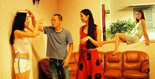 Lộ ảnh hiếm của Thanh Hằng, Anh Thư từ 16 năm trước - Ảnh 1